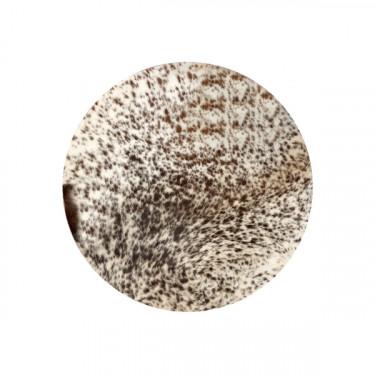 Peau de vache/veau - Ø 60 cm