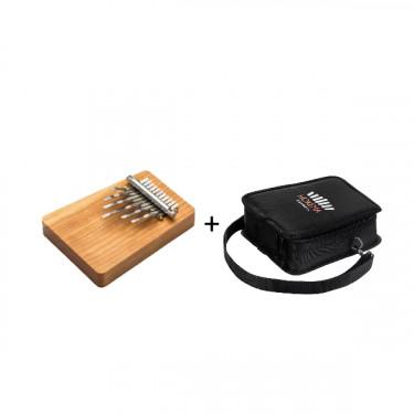 Pack Kalimba B11 Melody 11 notes and bag - Hokema
