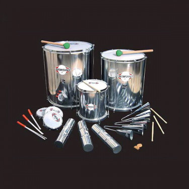 Pack samba - Contemporânea ligne pro - 13 instruments