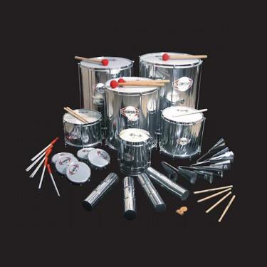 Pack samba - Contemporânea ligne pro - 20 instruments