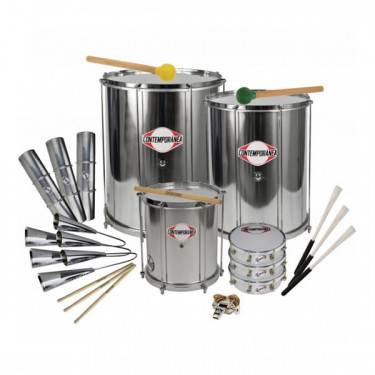 Pack samba - Contemporanea Light - 13 instruments