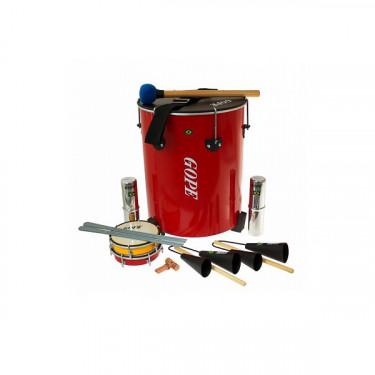 Pack samba 8 instruments - GOPE