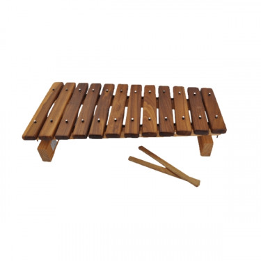 12-key, pentatonic Balafon - south Africa Amadinda