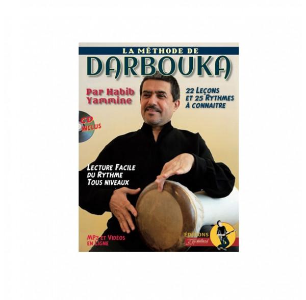 Méthode de Derbouka par Habib Yammine - Livre + CD + video en ligne