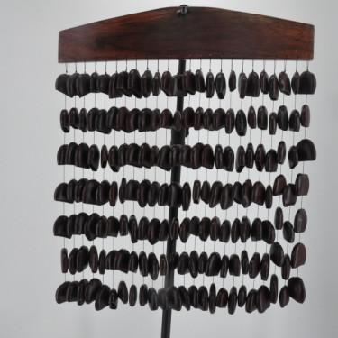 Carillon (Chimes) avec des graines d'entada - ROOTS