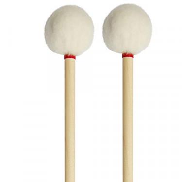 Baguettes Timbales soft adapté pour GONG / CYMBALE / TAMBOUR DE BOIS / TAMBOUR CHAMANE- la paire - Rohema