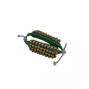 Indian anklets (3 rows) - Pair