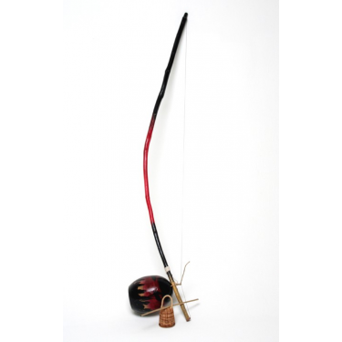Berimbau - Contemporânea - large painted model