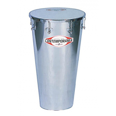 Timbal - 14 in - aluminium Contemporãnea