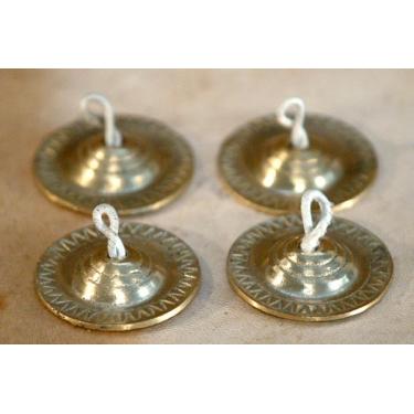 Standard Zils (finger cymbals)