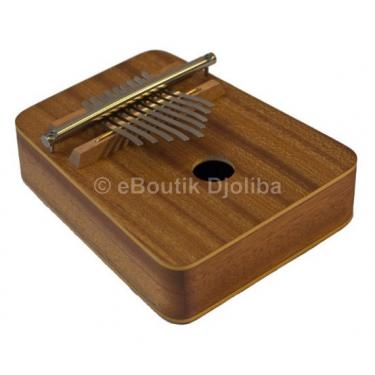 Sanza (kalimba) 9 lames - pentatonique - Hokema