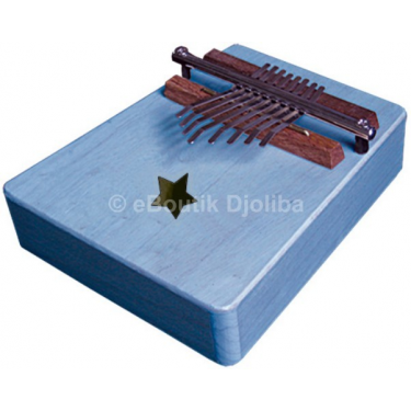Kalimba - 8-key - diatonic - Roots