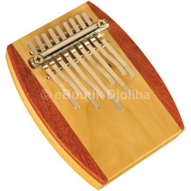 Flat board kalimba - 9-key - Roots