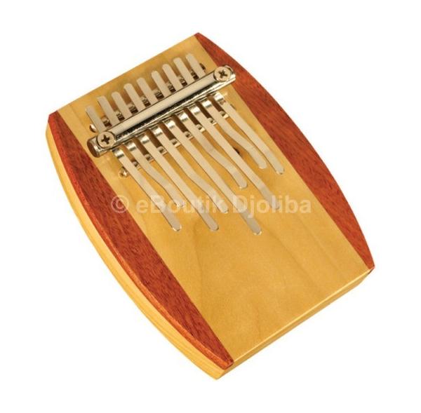 Flat board kalimba - 9-key - Roots