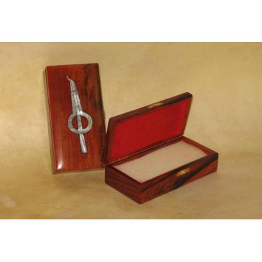 Jew's harp protective casket
