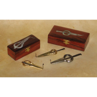 """Discovering Jew's Harp"" Luxury set"