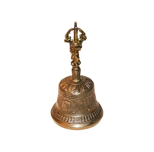 Tibetan bell & dorjee - Big size