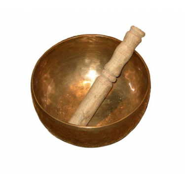 Tibetan singing bowl (0.6 à 0.7 kg)