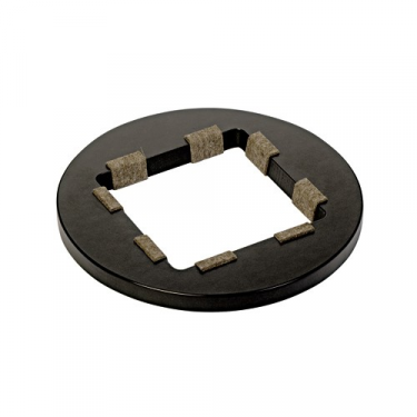 Adapter plate for cajinto and snare drum stand - Schlagwerk