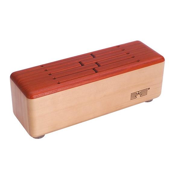 Log drum - 8 keys - pentatonic F - Schlagwerk