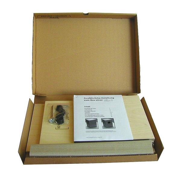 Kit de fabrication Cajon - Schlagwerk