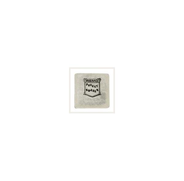 Shaker - Pocket - flat 4x4 in - Remo