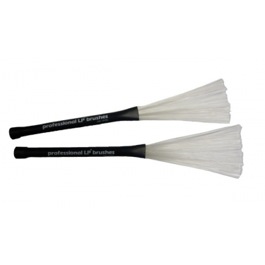 Professionnal retractable brushes for Cajon - LP