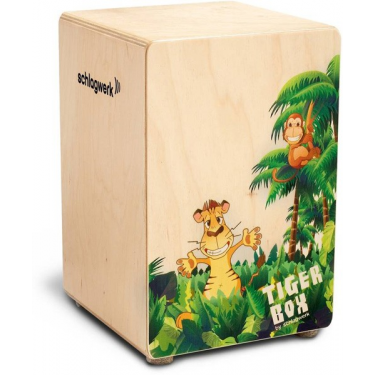 Cajon junior - 'Tiger Box' CP-400 - Schlagwerk