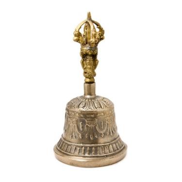 Tibetan bell & dorjee - Small size