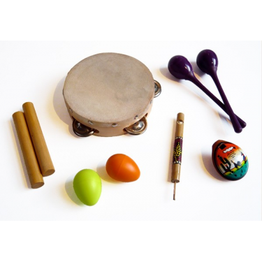 Pack enfant - 6 instruments