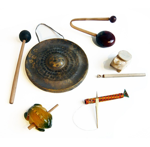 5-instruments pack from Asia