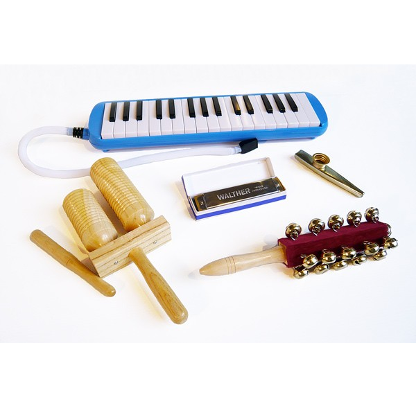 5-instruments pack from Europe