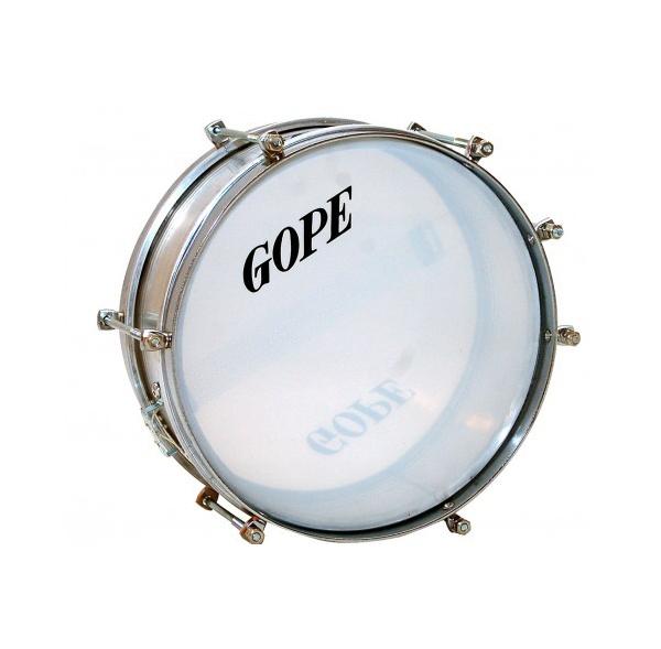 Caixa aluminium mini Tarol - Gope