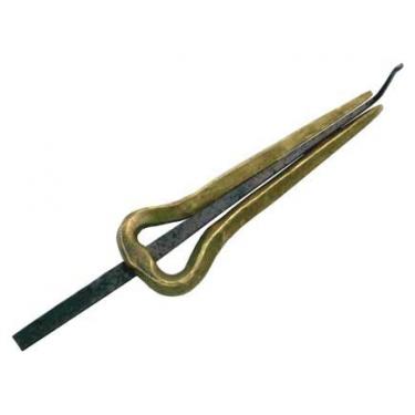 Nepalese brass Jew's harp