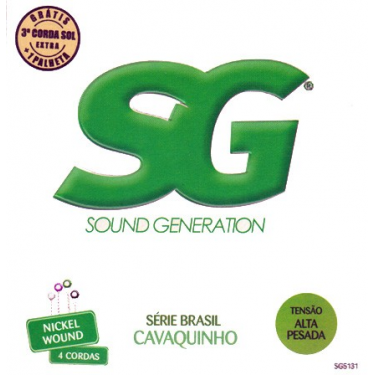 Cavaquinho strings set - Sao Goncalo