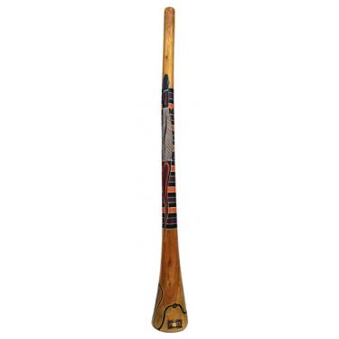 Didgeridoo eucalyptus painted