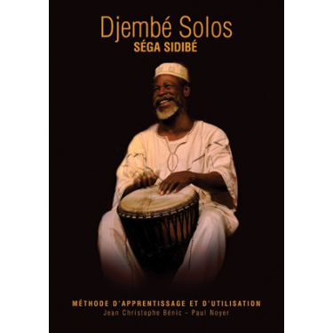 Djembe Solos - Sega Sidibe - Book + 2 CD