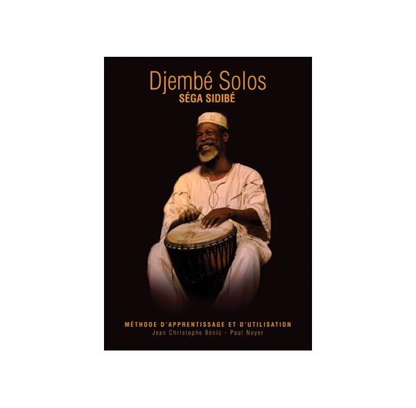 Djembe Solos - Sega Sidibe - Book + 2 CD