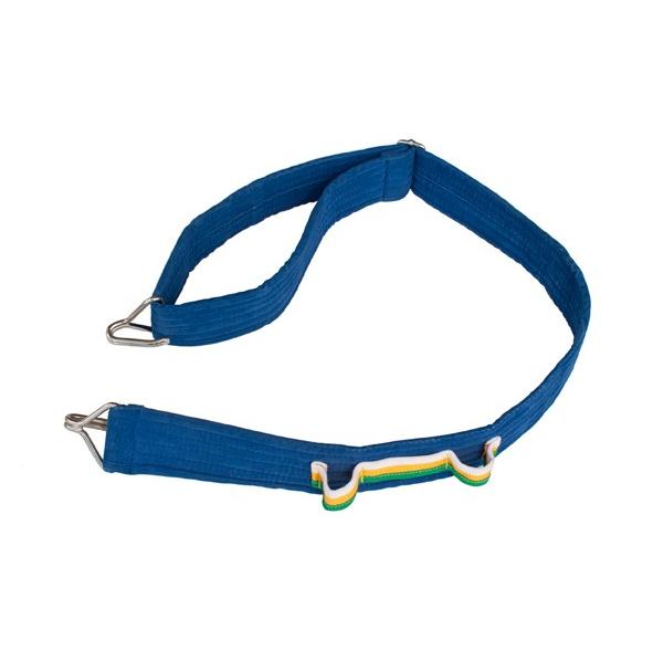 Sangle ceinture pour surdo - Coton - 2 crochets ouverts - Roots