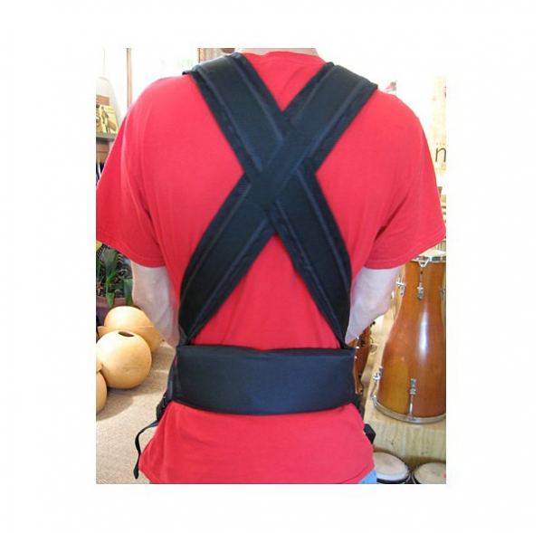 Special professional strap for djembe