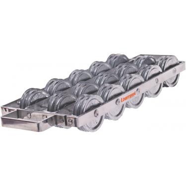 Rocar (chocalho) aluminium - Izzo
