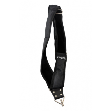 Deluxe shoulder strap - One open hook - Roots