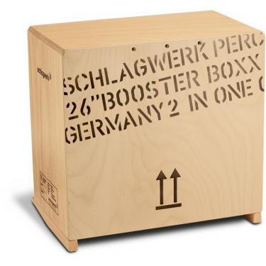 Cajon basse 2inOne - Booster boxx - Schlagwerk