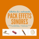 Pack Effets Sonores 5 instruments