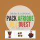 Pack Afrique de l'ouest 3 instruments