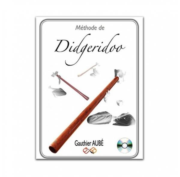 Méthode de didgeridoo Gauthier Aubé