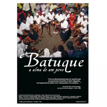 Batuque the soul of a people