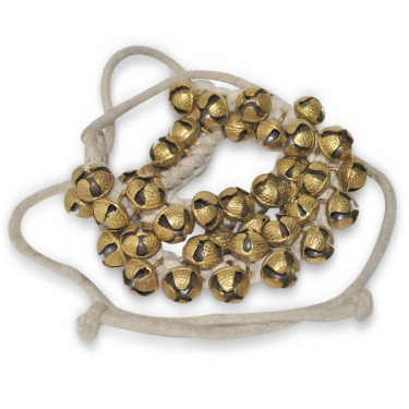 Ghungroo - Bracelet de cheville 25 grelots