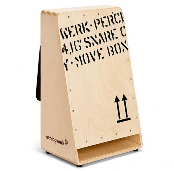 Cajon de déambulation Move Box - Schlagwerk - S-MB110