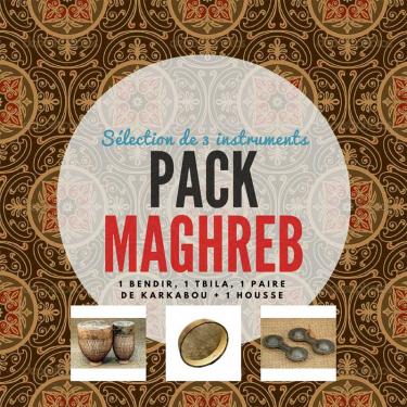 Pack Magrheb 4 instruments